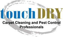 Touch Dry Carpet Cleaning & Pest Control